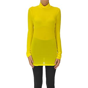 Isabel Marant Ezgl287045 Women's Yellow Viscose Sweater
