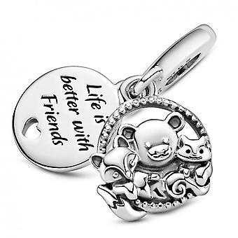Charms and Pearls Pandora Jewelry 799078C00 - Pandora Passions