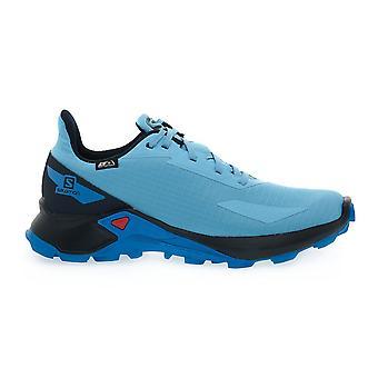 Salomon Alphacross Blast Cswp J 411228 trekking all year women shoes