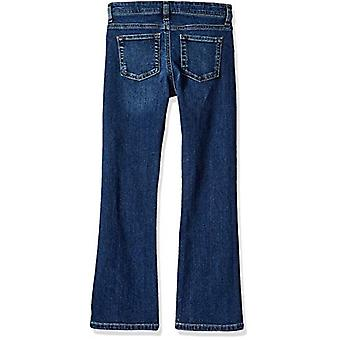 Essentials Big Girls' Boot-Cut Jeans, Houston/Medium,10