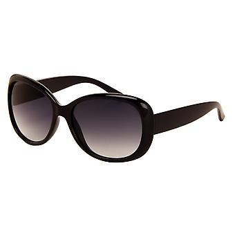 Sunglasses Women's Black with Grey Lens (290P)