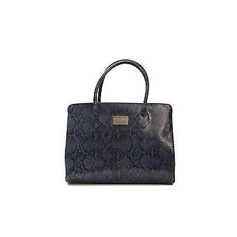 Pompei Donatella Blu Navy Handbag PO667818