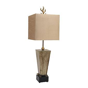 Elstead Grenouille - 1 Lampe de table légère Umber, E27
