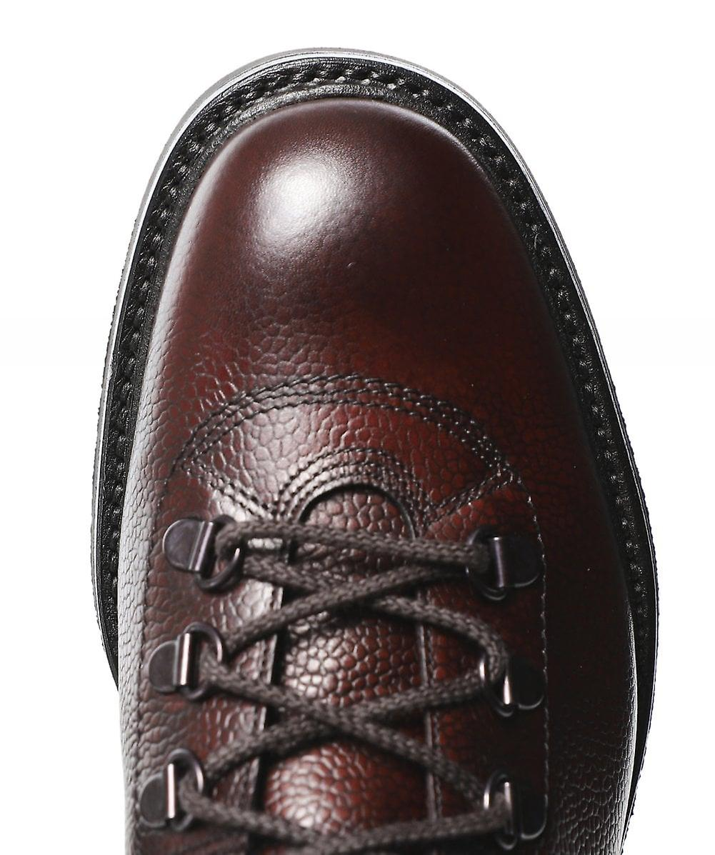 Loake Grain Leather Hiker Boots