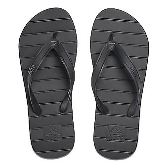 Reef Switchfoot Flip Flops - Black-UK 7