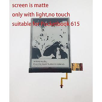 6 Inch  Lcd Screen Display For Ebook Reader No Backlight And Touch Ritmix  Screen Is Glossy