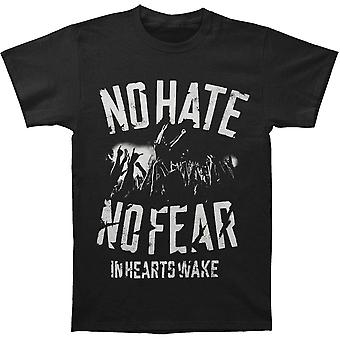 In Hearts Wake No Hate T-shirt