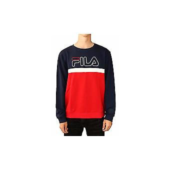 Fila Men Laurus Crew Sweat 683182R69 universal all year men sweatshirts