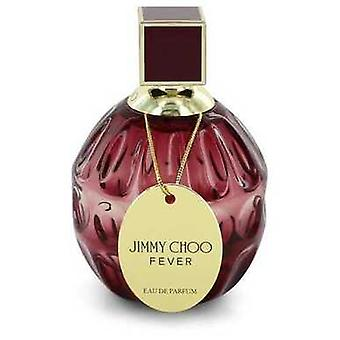 Jimmy Choo Fever By Jimmy Choo Eau De Parfum Spray (tester) 3.3 Oz (women) V728-545150