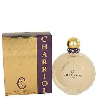 Charriol By Charriol Eau De Toilette Spray 3.4 Oz (women) V728-536769