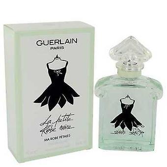 La Petite kappe Noire ma kappe Petales av Guerlain Eau fraiche Eau de Toilette spray 2,5 oz (kvinner) V728-542026