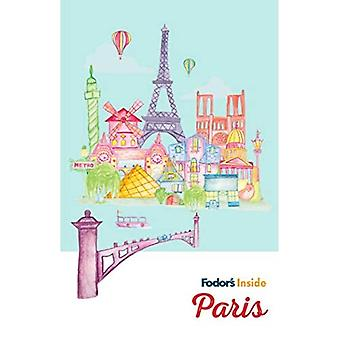 Fodor's Inside Paris (Full-color Travel Guide)