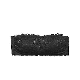 Cosabella Never Say Never Women's Lace Padded Non-Wired Bandeau Bra