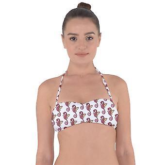 Pattern Classic Bikini Set Bikini Top