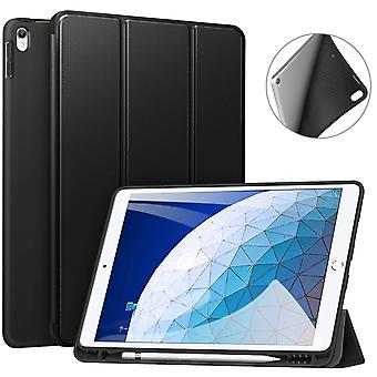 Ztotopcase case for ipad air 3 10.5 2019 & ipad pro 10.5 2017 with pencil holder, ultra slim soft tp