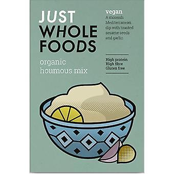 Nur Vollwertstoffe Bio Vegan Houmous Mix 125g x6