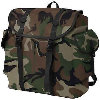 Army Backpack 40 L Camouflage