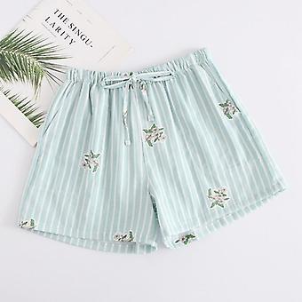Femmes Dormez Short Pants Cotton Pyjamas Summer Home Beach Bottoms Lounge