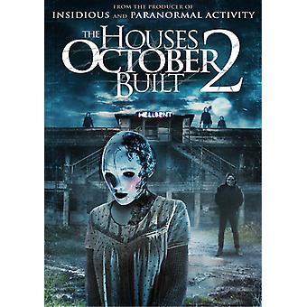 Houses October Built 2 [DVD] USA import
