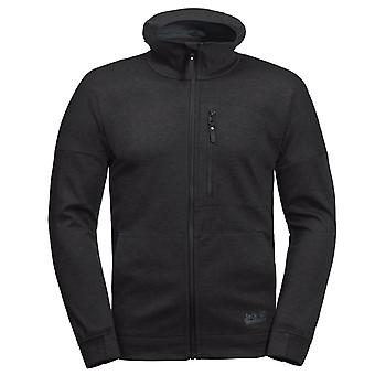 Jack Wolfskin Hooded Nunak Mens Jacket Hooded Track Top 1707231 6000