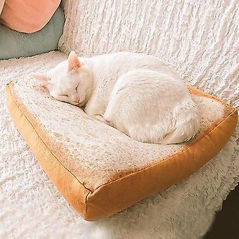Toast Sliced Bread Pillow