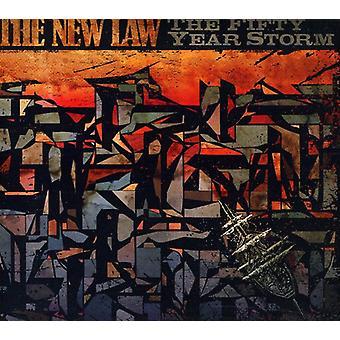 Nieuwe wet - vijftig jaar Storm [CD] USA import