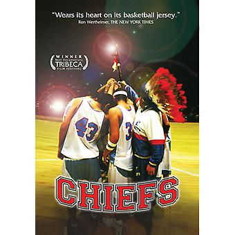 Chiefs [DVD] USA import