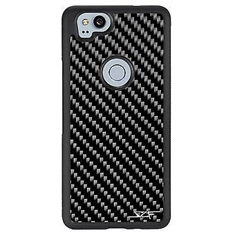 Google Pixel 2 Real Carbon Fiber Case | Classic Serie
