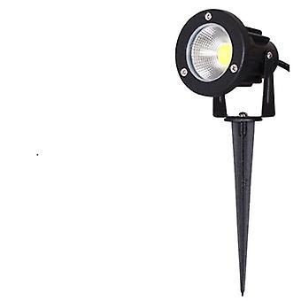 Led Cob Garten Rasen Lampe -Spike Licht