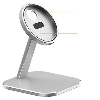 Bakeey magsafe lader base mount aluminium legering desktop holder for iphone 12-serien