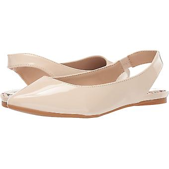 Penny Loves Kenny Womens apple Pointed Toe Casual Slingback Sandals