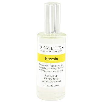 Demeter freesia cologne spray by demeter 426394 120 ml