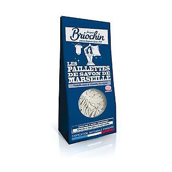 Ecocert Marseille soap flakes in kraft bag 750 g of powder