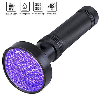 Uv Flashlight Black Light, 51 Led 395 Nm Ultraviolet Blacklight Detector For Dog Urine