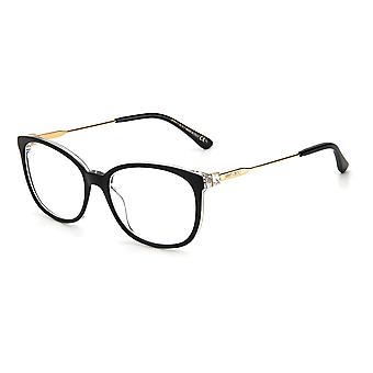 Jimmy Choo JC302 807 Black Glasses