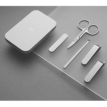 Mijia manikyr spiker clippers rustfritt stål spiker kutte verktøy