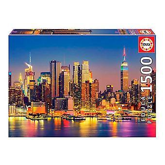 Puzzle Manhattan Educa (1500 Stück)