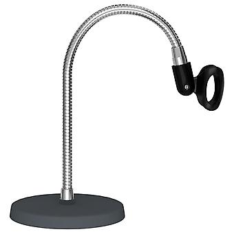 vidaXL Flexible table microphone stand