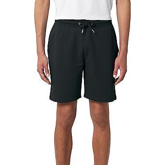 greenT Unisex Trainer Organic Ringspun Terry Short Shorts