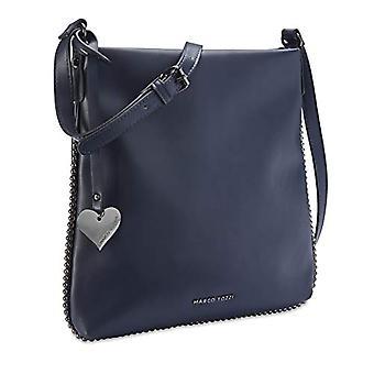 MARCO TOZZI 2-2-61010-25, 2-2-61010-25-Women's Bag, Navy Blue, 1 EU