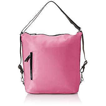 Mandarin Duck Hunter, Women's Crossbody Bag, Pink (Hot Pink), 15x36x33.5 cm (W x H x L)