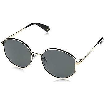 Polaroid Okulary PLD 6072/F/S/X Okulary przeciwsłoneczne, Złoto, 58 Damski