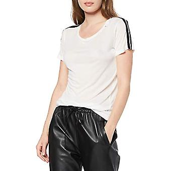 REPLAY W3238 .000.22680 T-Shirt, White (Natural White 11), Medium Woman