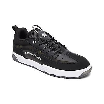 DC legacy 98 slim SE sneakers in zwarte Camo