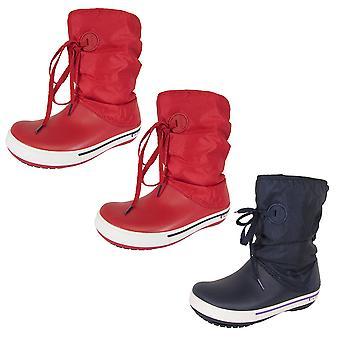 Crocs Kvinders Crocband II.5 Blonder Boot Sko