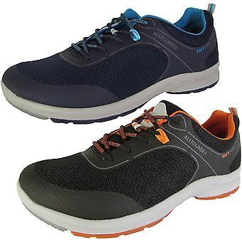 Allrounder Mens Celano Mesh Sneaker Shoes