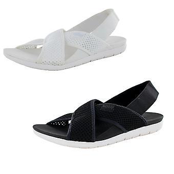 Fitflop Womens Airmesh Open Toe Slingback Sandal Shoes