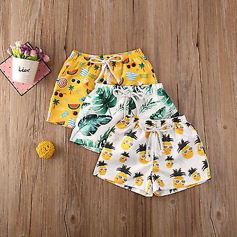 Neugeborenen Baby Print Badehose Badeanzug Shorts