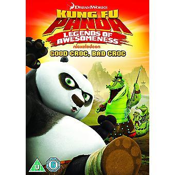 Kung Fu Panda: Bon Croc, Bad Croc DVD