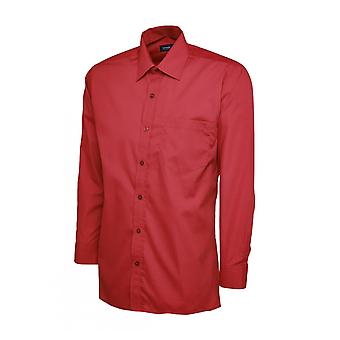 Uneek Mens Poplin Full Sleeve Shirt UC709